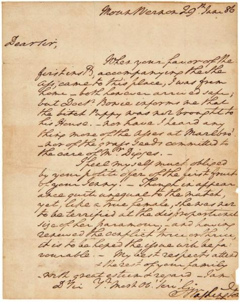 washington-letter