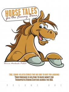horse tales for the funny bone cover