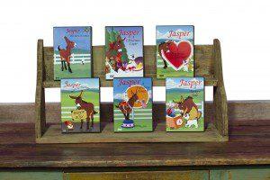 Jasper DVDs