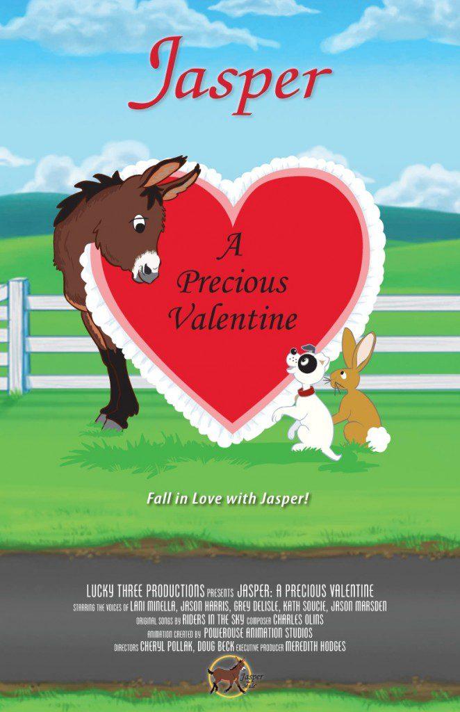 Jasper A Precious Valentine poster
