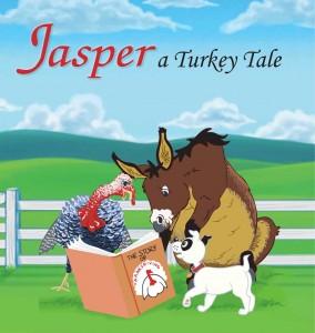 Jasper A Turkey Tale
