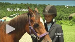 ride a rescue
